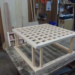 掘りごたつ用テーブル