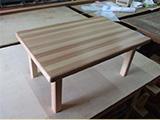 注文家具(テーブル製作)